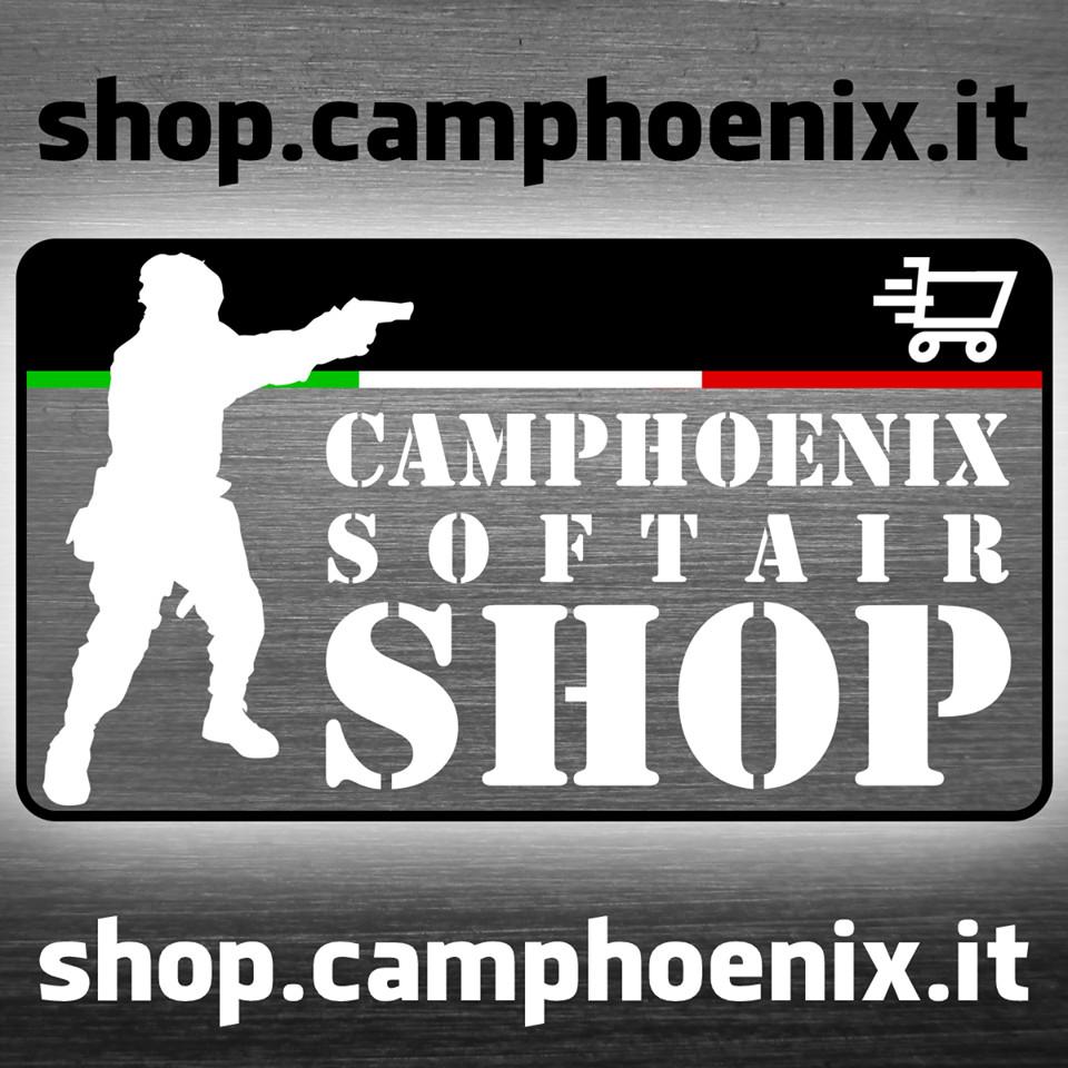 Camphoenix softair shop